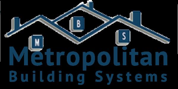 Metropolitan Building Systems - Logo